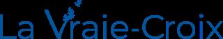 Logo La Vraie-Croix